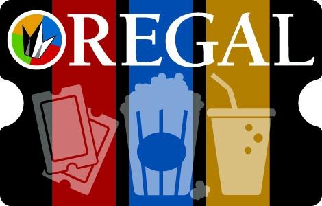 Regal Entertainment Gift Cards, Bulk Fulfillment, Online, Buy