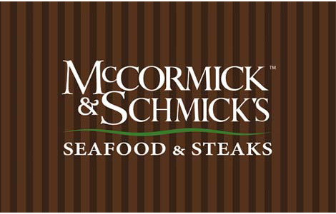 McCormick and Schmick39;s