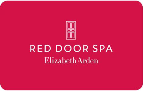 Red Door Spa Gift Card
