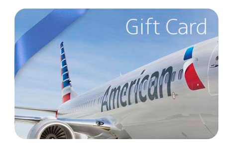 american airlines - Travel Gift Cards