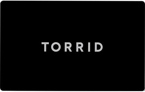 torrid digital gift card