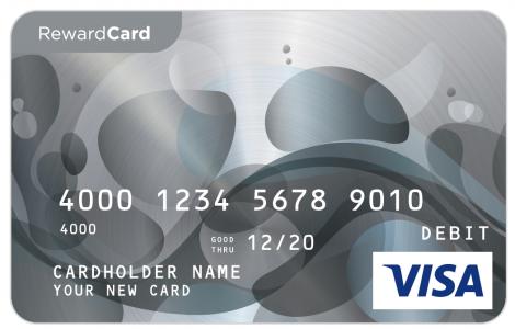 Virtual Visa Reward Card, Bulk Fulfillment, eGift, Order, Online