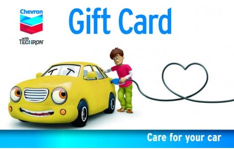 Chevon Texaco Gift Car Buy Online