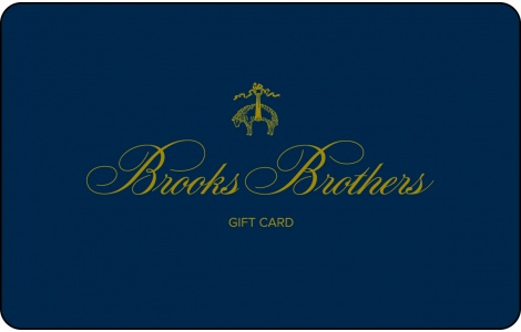 Brooks Brothers Gift Cards, Bulk Fulfillment, Order, Online