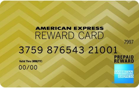 Americanexpress Com Reward >> American Express Reward Card 12 Month National Gift Card